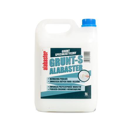 alabaster ® Grunt-S